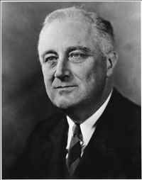 Mr. Franklin  Delano  Roosevelt
